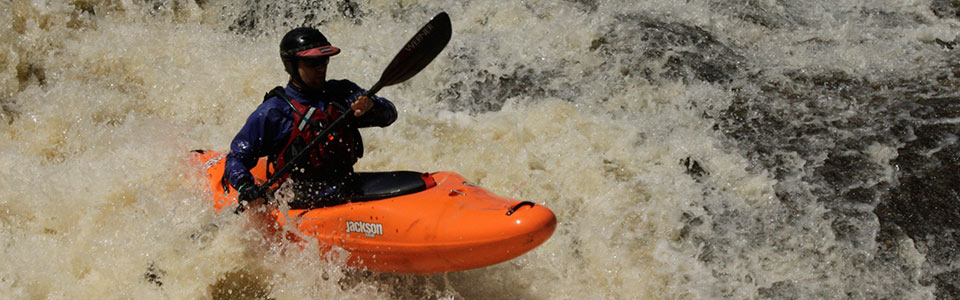 Whitewater Kayaking for Sea Kayakers